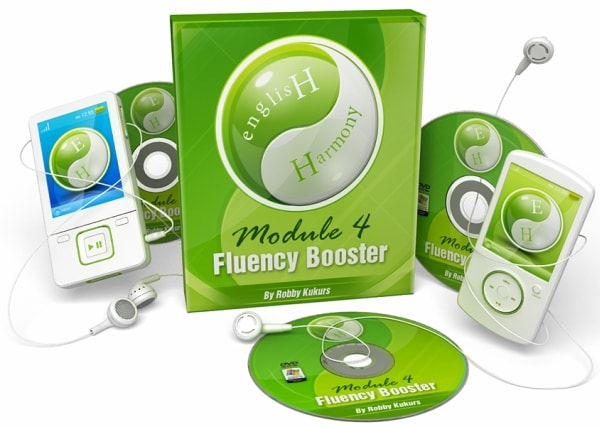 English Harmony System de Luxe - Fluency Booster