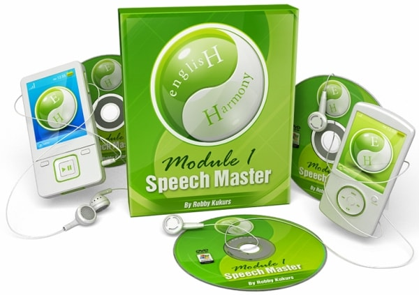 English Harmony System de Luxe - Speech Master