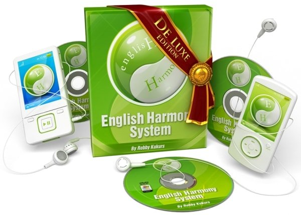 English Harmony System de Luxe Edition