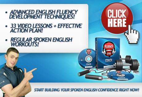 Improve English Confidence