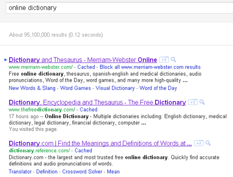Top 3 Dictionary Websites