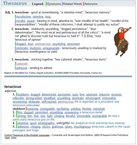 Use TheFreeDictionary.com to improve your English