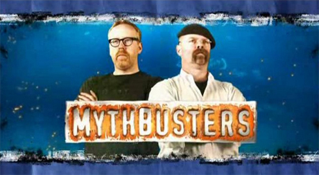 Improve Spoken English with Mythbusters
