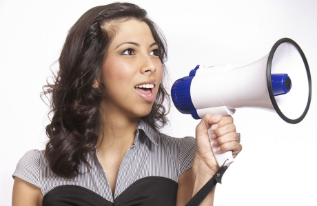 Speak out loud when learning new English vocabulary