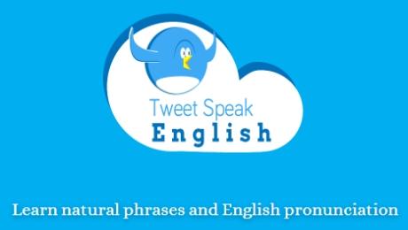 Tweetspeakenglish