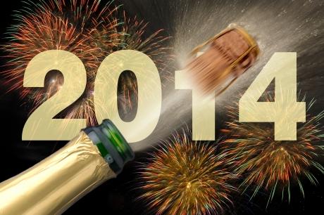 Happy New Year from English Harmony!