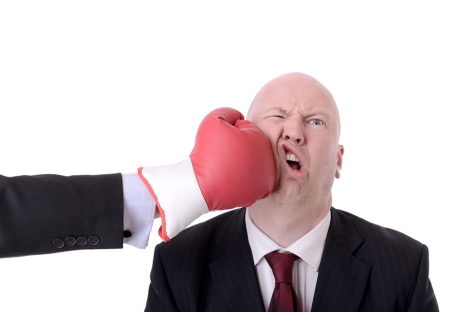Fight back during English conversation
