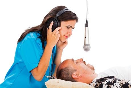 Recording spoken English practice provides valuable feedback