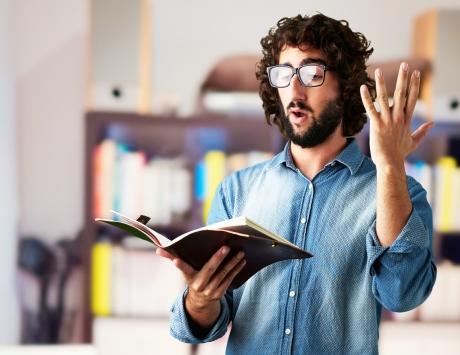 Reading aloud improves spoken English