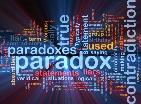 English learning paradox