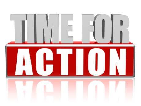 Time to Take Action and Start Developing Your Spoken English Fluency
