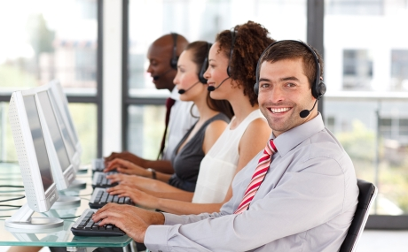 Call center English phrases