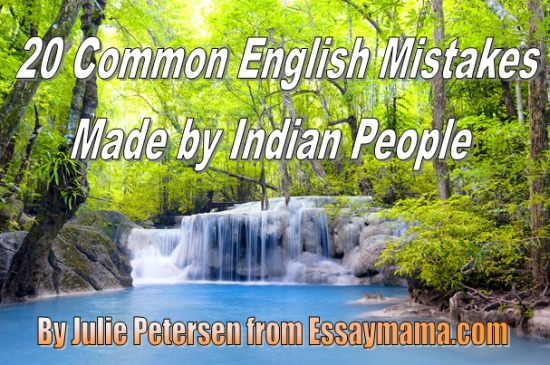 20 Common English Mistakes Made by Indian People